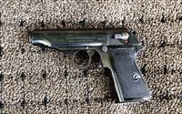 WALTHER PP 7.65MM SEMI-AUTO PISTOL