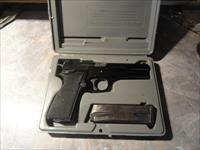 Browning Hi-Power .40 cal Pistol With Box And Two Magazines