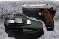 SW1911SC + holster + ammunitions