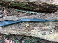 Taylor's Chiappa 1886 Ridge Runner 45-70 Takedown Rifle, Half-Octagonal 18.5 inch Barrel - Matte Black