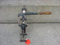 Ideal reloading tool of some kind Pat 1892 Plus clamp