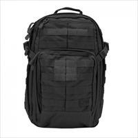 511 Tactical RUSH 12 BACKPACK - BLACK