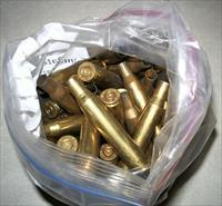 50 once fired 270 winchester brass FREE SHIPPING