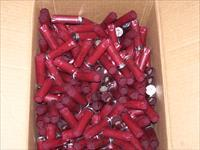 500 Federal 12 gauge shotgun shells hulls