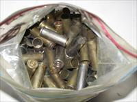 140 once fired 44 Remington Magnum brass FREE SHIPPING