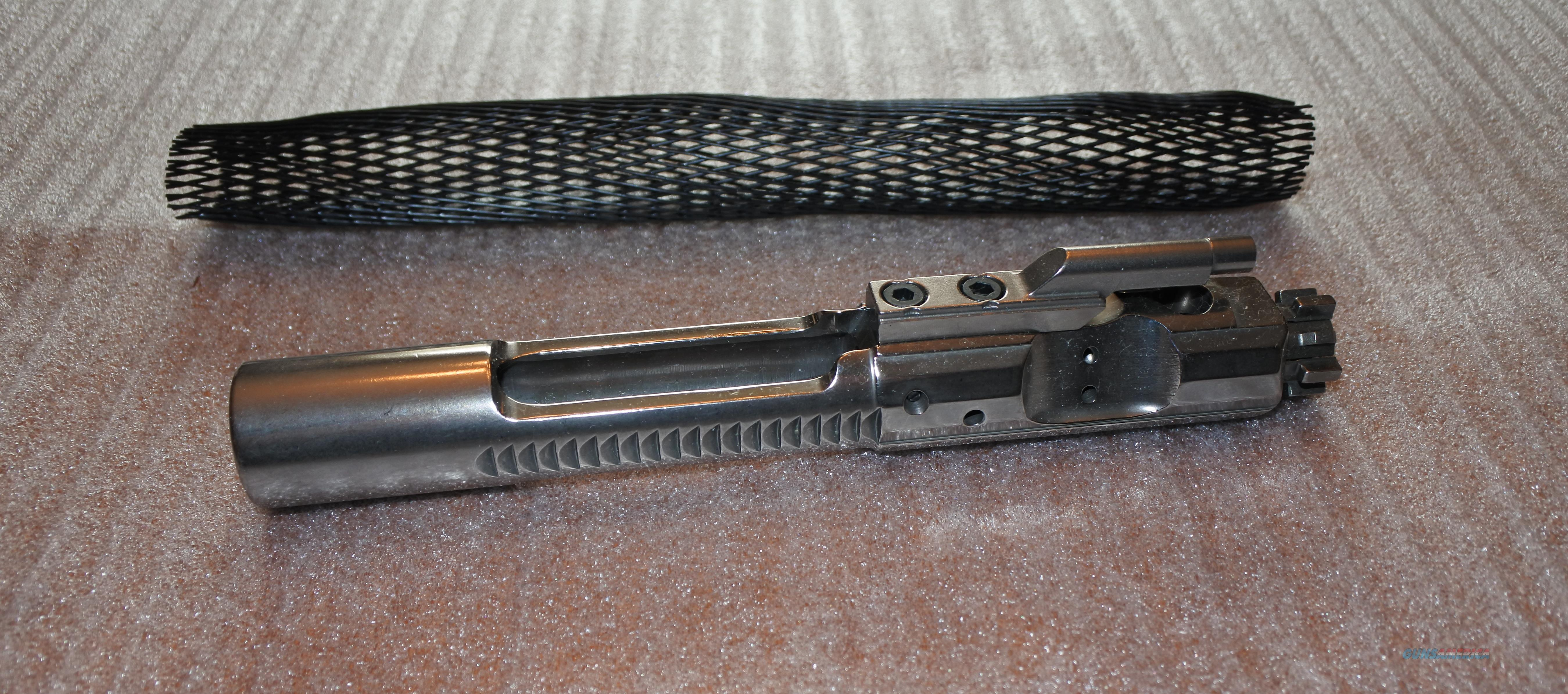 TOOLCRAFT BCG  223/5 56 BOLT CARRIER GROUP NI-BO (Fail Zero) FACETED 9310  MPI COMPLETE