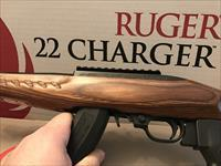 RUGER CHARGER 22LR - BROWN LAMINATE