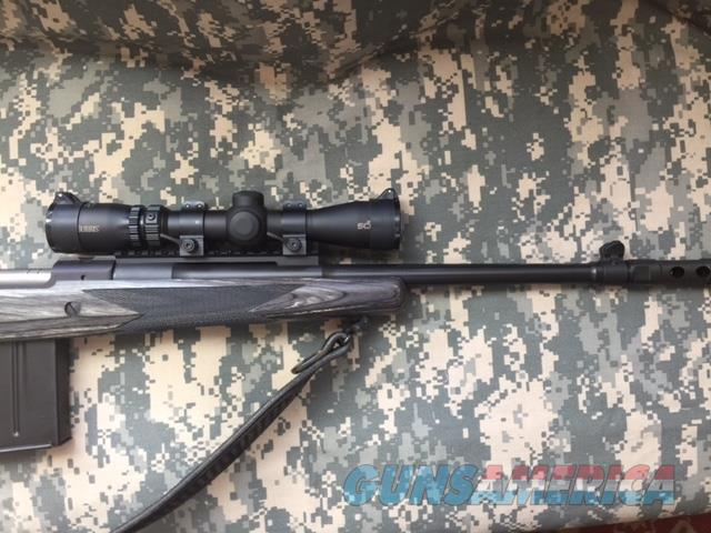 Ruger Gunsite Scout with Burris Scout Scope 2X7 308 Win  All in Mint  Condition