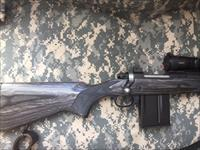 Ruger Gunsite Scout with Burris Scout Scope 2X7  308 Win. All in Mint Condition