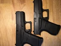 2 SEQUENTIALLY NUMBERED GLOCK 43 9MM's - HIS & HER'S?!