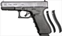 GLOCK G17 G4 9MM W/ 3 MAGS