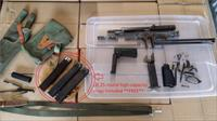 PM-63 PM63 PARTS KIT w/3 FREE HIGH CAP MAGS