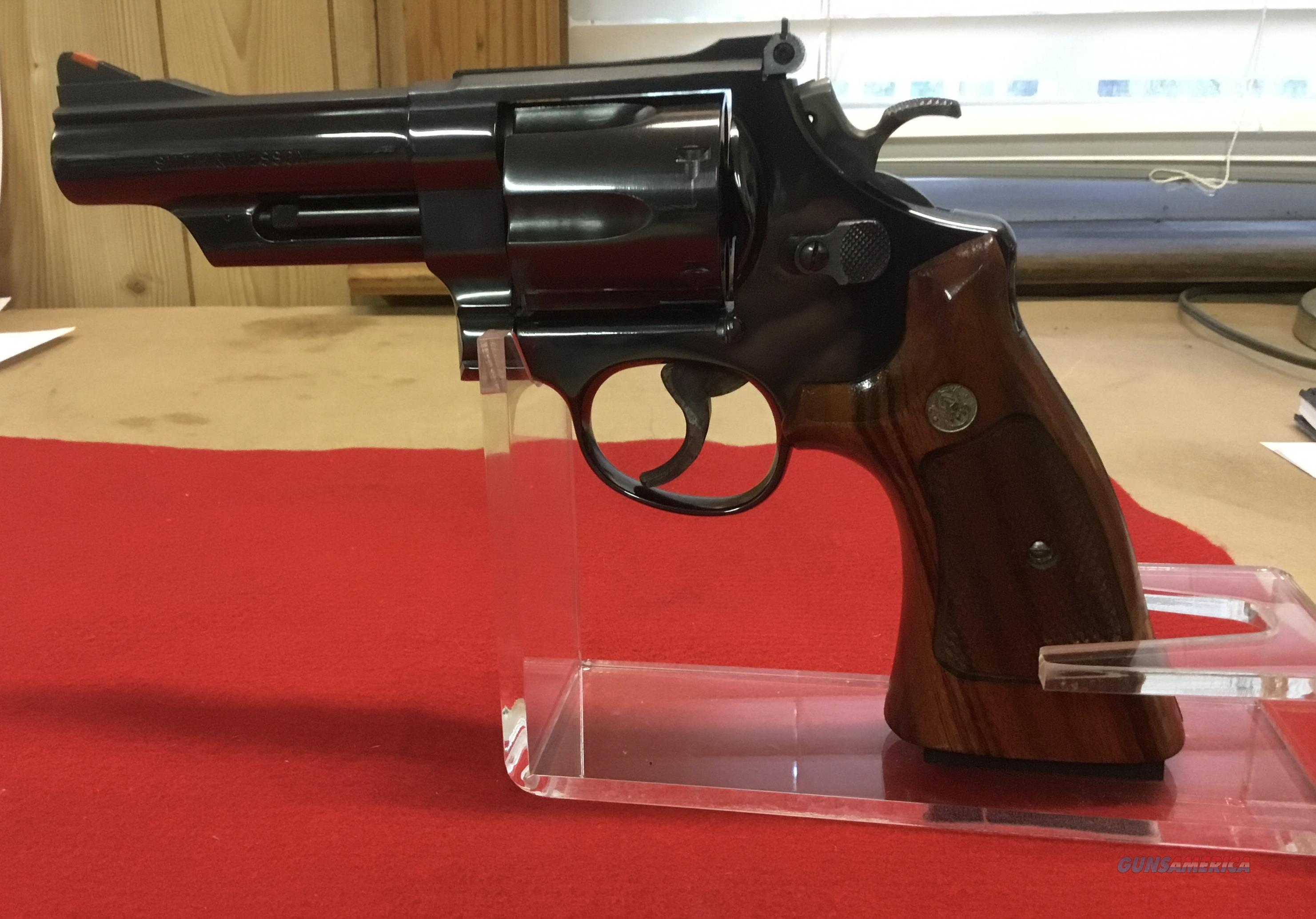 Immaculate Smith and Wesson model 29-3