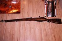 Finnish - Sako Mosin Nagant in 7.62x54