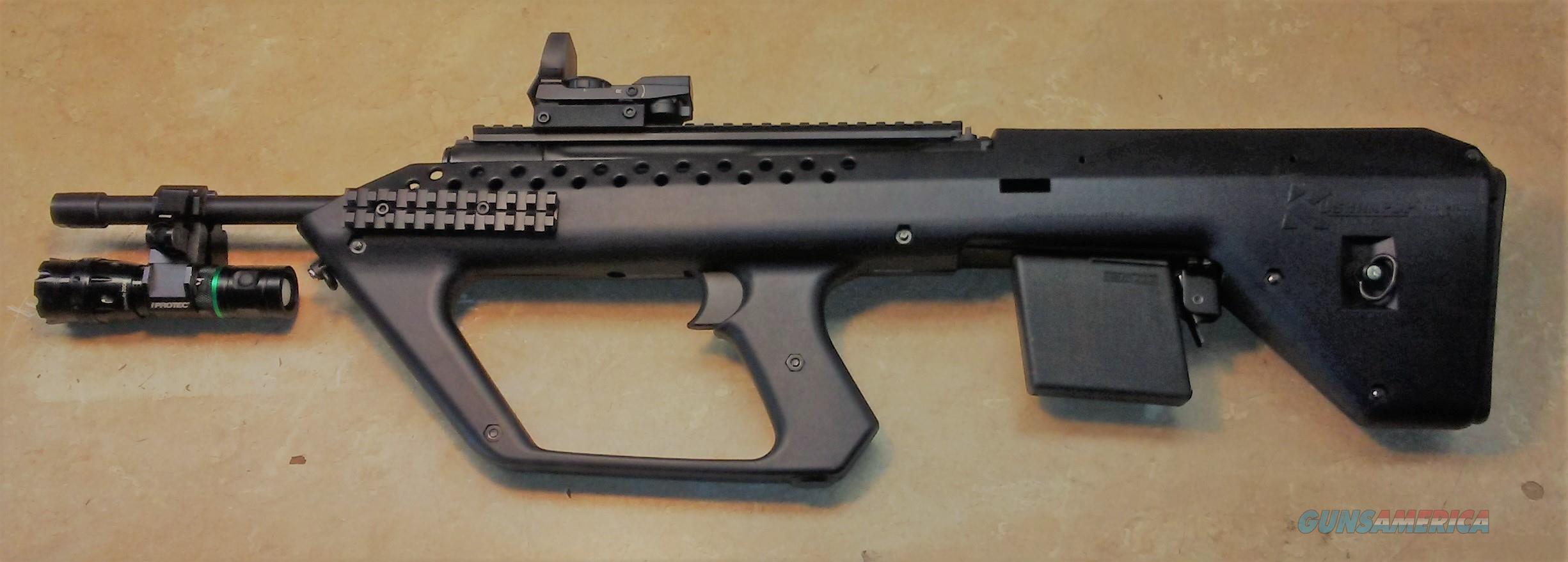 Russian Saiga Izhmash  410 Kushnapup Bullpup Shotgun