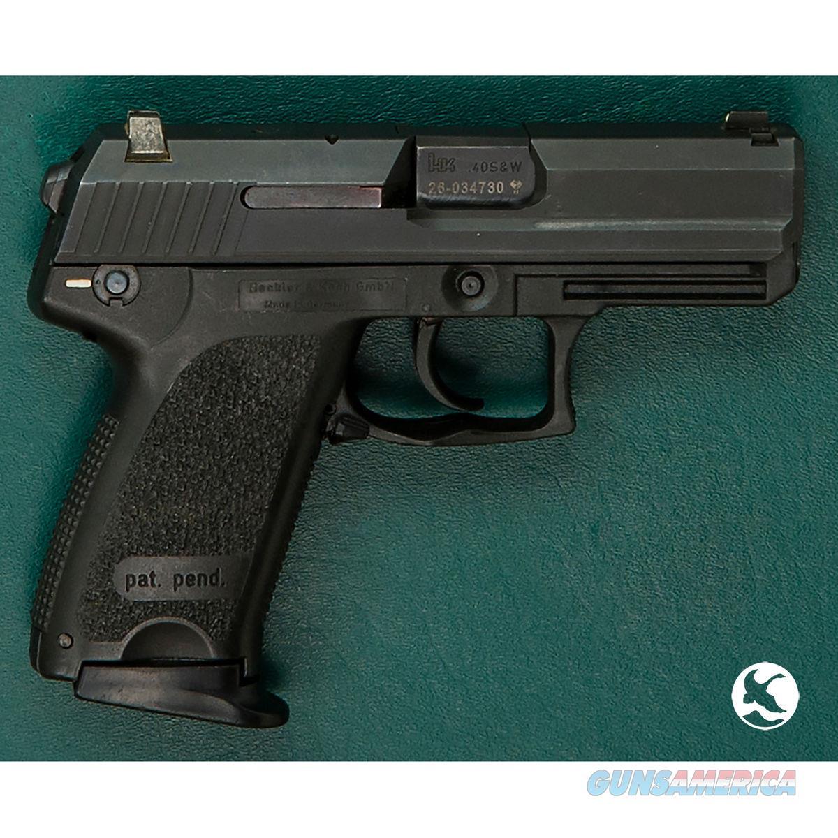 Used HK USP Compact .40 S&W