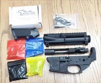 Anderson stripped lower CTG, upper, BCG, parts kits