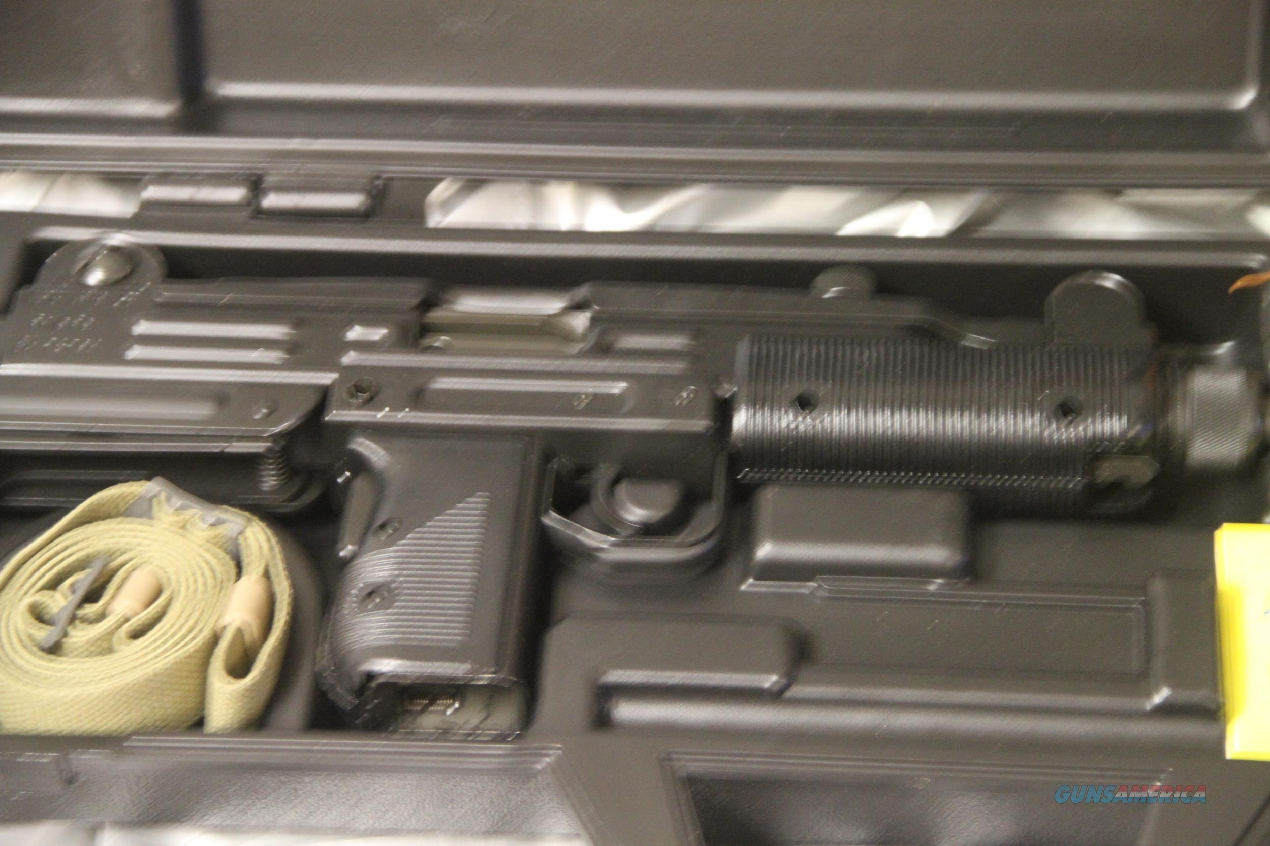 For sale trade imi uzi carbine made in israel 9mm - Action Arms Israeli Military Industries Imi Uzi Model B 9mm Nib Pre Ban