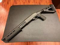Remington 870 TAC-14 12GA Firearm with NFA compliant Brace