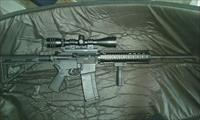 Anderson Manufacturing AR-15 with Scope