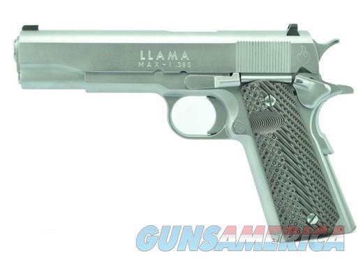 LLAMA MAX-1 38SUP CHROME