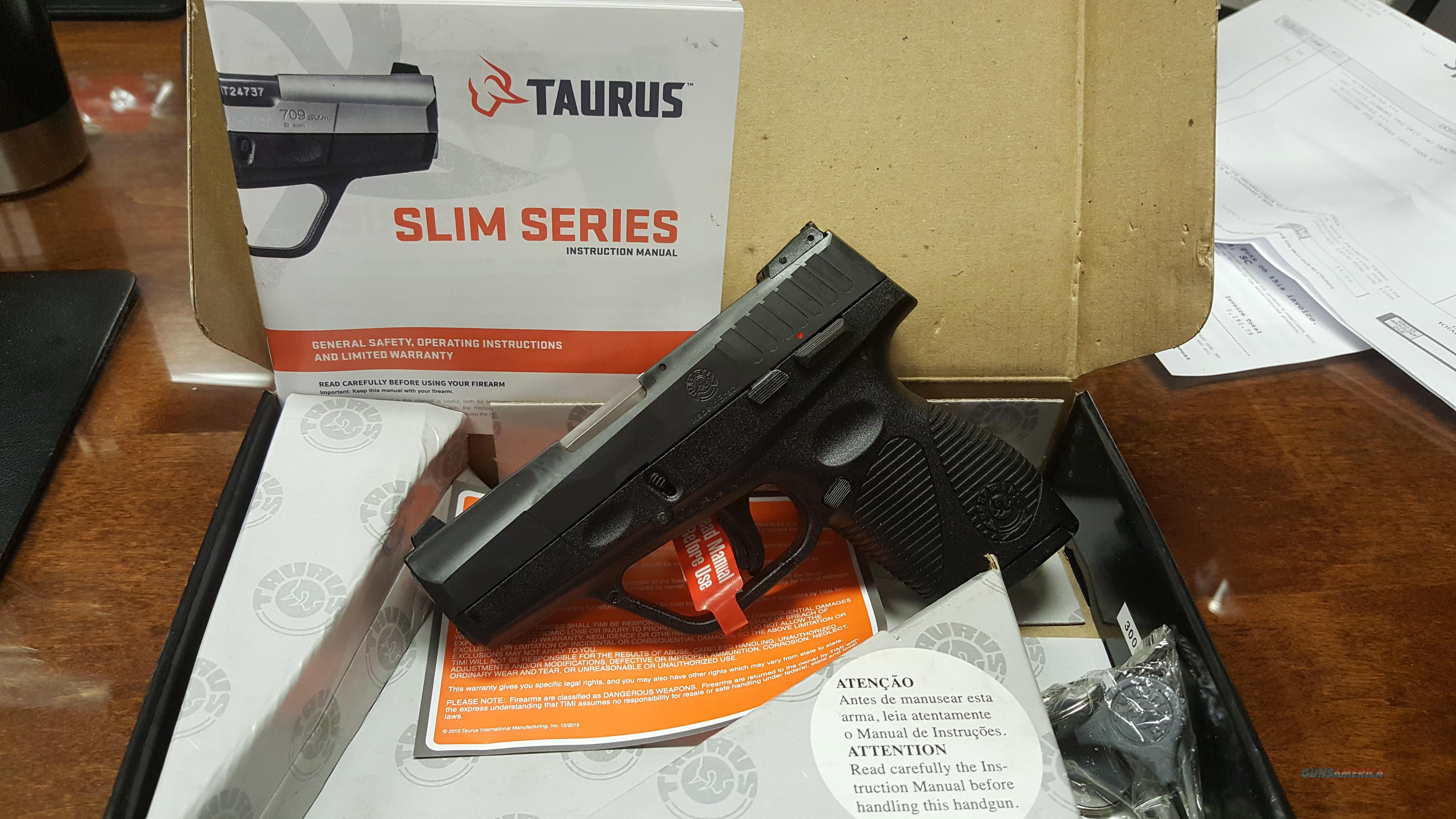 709 slim 9mm pistol - 9850911 Jpg
