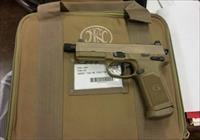 FNX-45 Tactical FDE 45 ACP, THREADED BARREL, 3 MAGS **NEW IN BOX**