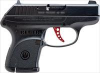 RUGER LCP 380 DAO RED TRIGGER ***NEW IN STOCK***