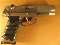 Ruger P-90- 45 acp. stainless