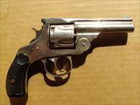 "Rare H&R Top Brake,38spl. 3""bbl, with Target Grips"