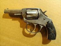 Iver-Johnson  American Bulldog 32 S&W  ( Black Powder )  MFG 1883-1885