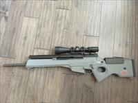 Heckler & Koch SL8 223  SL8-1  with Burris scope and case
