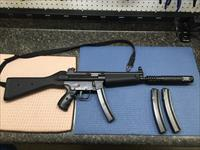 Special Weapons MP5 (HK94) Clone 9mm Excellent Condition w/3 mags & Faux Suppressor