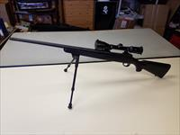 Savage model 110 tactical in .300 Winmag w/ Bushnell 3x9 scope