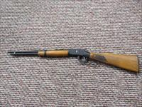 ITHACA M49  .22 S, L & LR SINGLE SHOT LEVER ACTION NICE RIFLE NEEDS SOME TLC WOULD CLEAN UP EXCELLENT!
