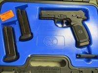FN USA FHN FNX .45 ACP LEFT OR RIGHT HANDED W/ 3 HI CAP MAGS FN BRAND TACTICAL RAIL  MAGS AND FACTORY BOX!  WOW!  BLACK STAINLESS