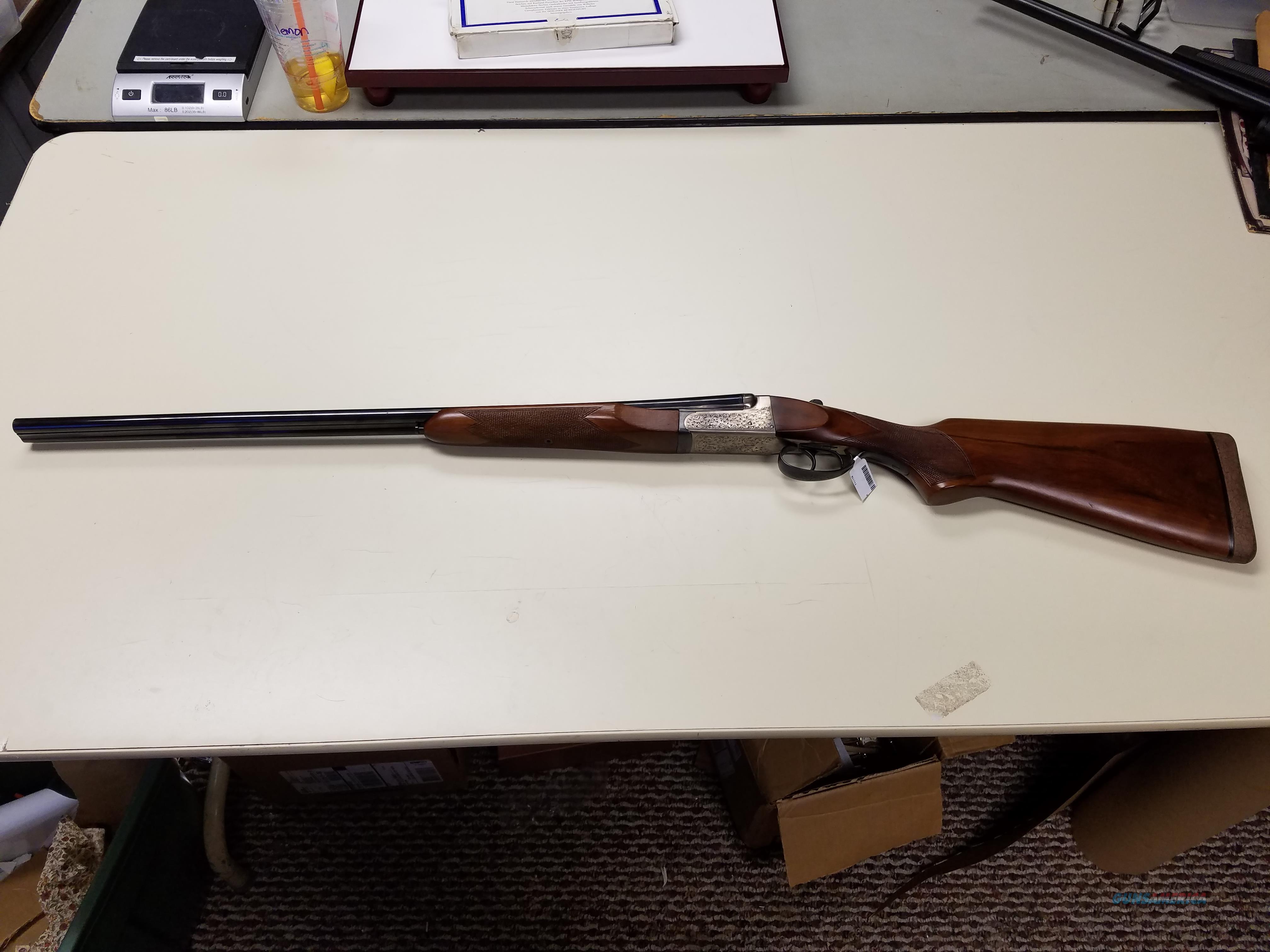 Windsor I-410 side x side shotgun 3'' Mag Churchill by Kassnar  410 GA