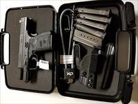 Springfield XDS-9 w/ 3.3'' barrel original box, holster, and mags! XDS9339BE