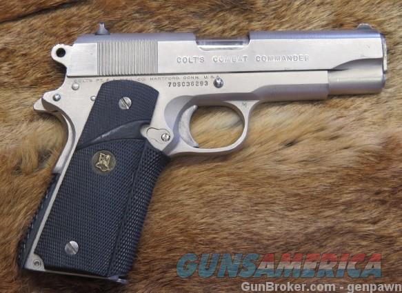 Colt 1911 .45 ACP (1991 Series 80) - YouTube