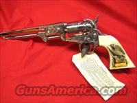 Wild Bill Hickok 1851 Navy Revolver