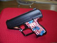 HI-Point 9mm-C & Hard Case w/ american flag grips