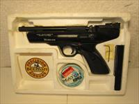 WEBLEY & SCOTT BEEMAN SAN RAFAEL HURRICANE .177 PELLET GUN 1980'S ONE OWNER In Partial Box $245