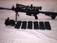Sig Sauer 716 with Hariis Bi-Pod and Sightron III Scope, Hyperfire 24C