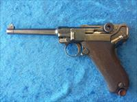 1906 Portuguese Army .30 cal Luger