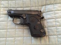 Beretta Model 950BS .25 Good Condition