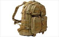 "Maxpedition Condor II Backpack  17.5""X14""X6.5""  Khaki 0512K - $9 Flat Rate Shipping on ANY Size Order"