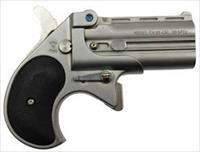 Cobra Enterprises Derringer Big Bore 9mm 2rd Satin Cerakote Finish Black Grips CB9SB - New In Box