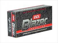CCI/Speer Blazer  40 S&W  165 Grain  Total Metal Jacket  50 Round Box 3589 - $9 Flat Rate Shipping on ANY Size Order