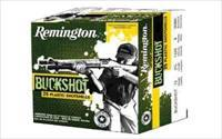 "Remington Express, 12 Gauge, 2.75"", 00 Buck, 25 Round Box 20411"