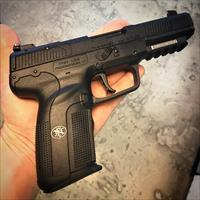 FN FIVE SEVEN 5.7X28MM 20RD BLK - Law Enforcement / Military / + Others Discounts - NIB - No CC Fee